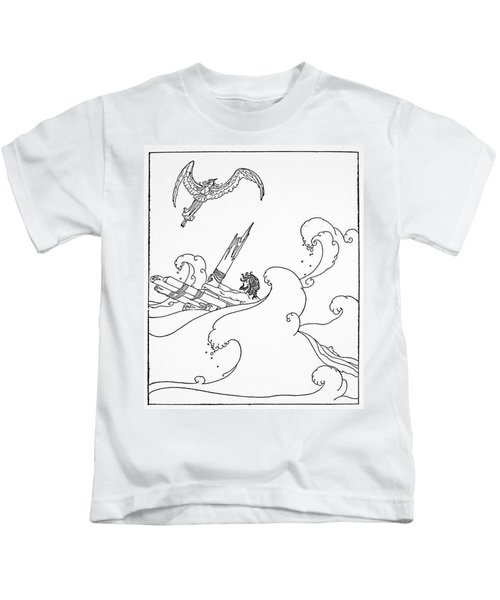 Homer The Odyssey Kids T-Shirt