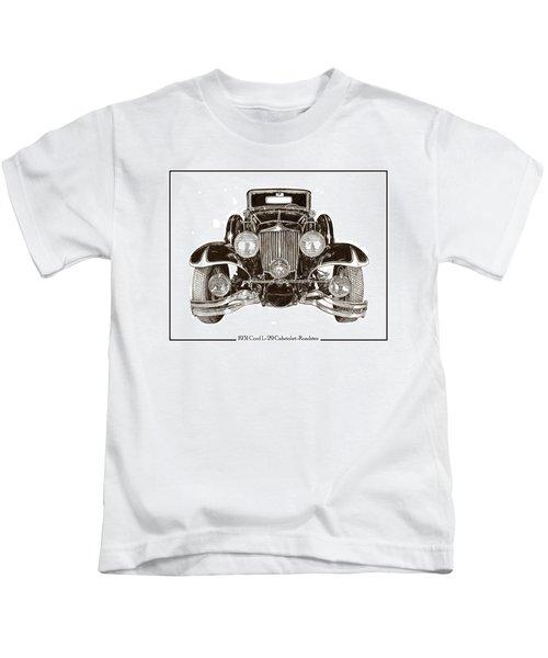 Cord L 29 Cabriolet 1931 Kids T-Shirt