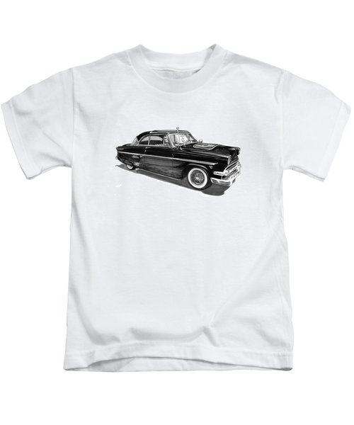1954 Ford Skyliner Kids T-Shirt