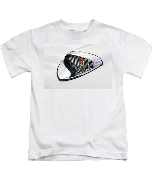 1958 Ford Hood Emblem Kids T-Shirt