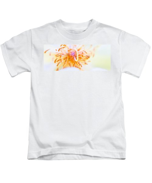 Abstract Flower Kids T-Shirt