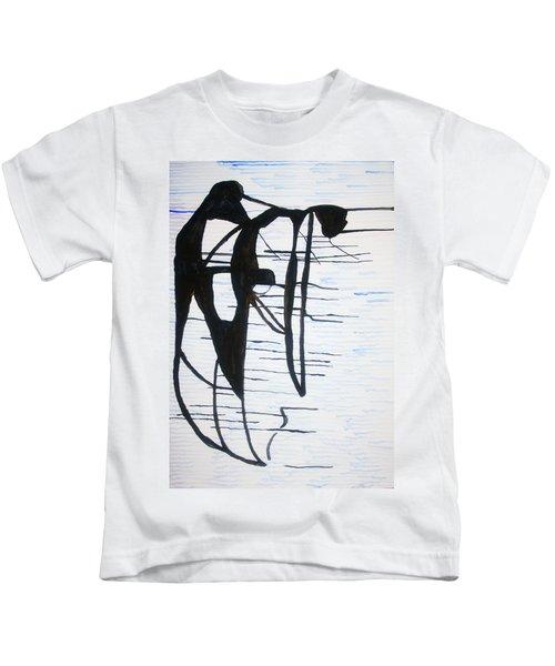 Dinka Motherhood - South Sudan Kids T-Shirt