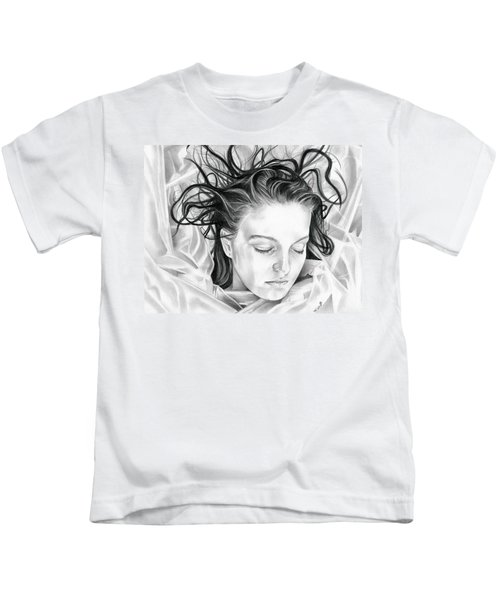 Forget Me Not - Laura Palmer - Twin Peaks Kids T-Shirt