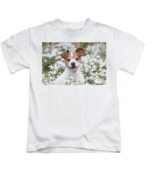 Jack Russell Terrier Kids T-Shirt