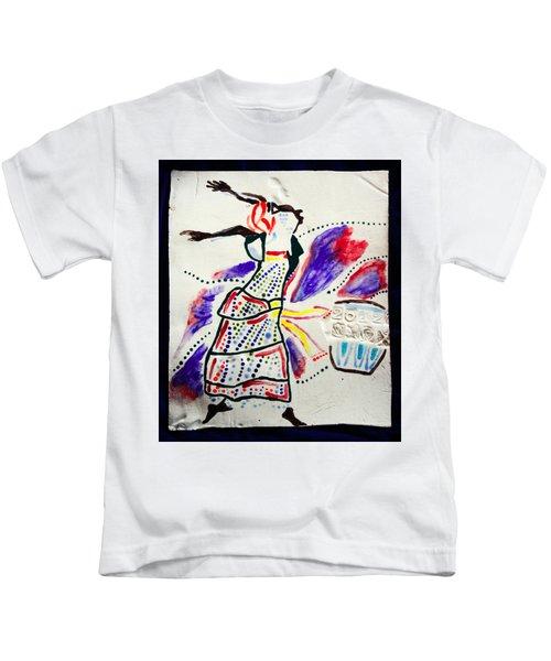 Kiganda Dance - Uganda Kids T-Shirt