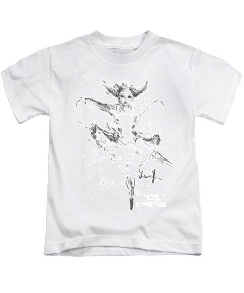 Movement Of Dance Kids T-Shirt