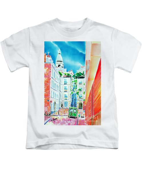 Passage Cottin Kids T-Shirt