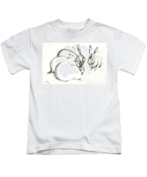 Rabbits Kids T-Shirt