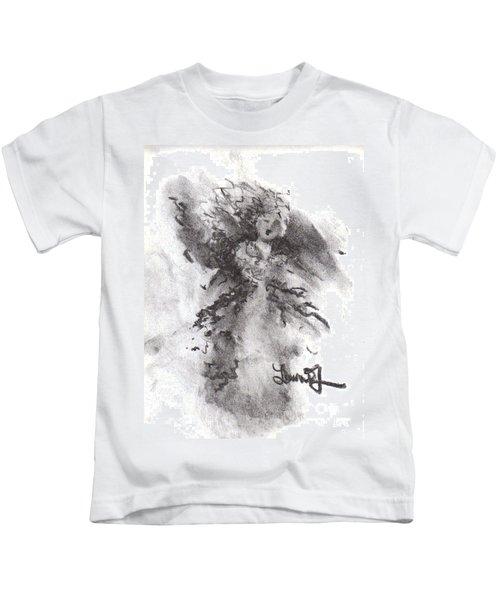 Rapture Of Peace Kids T-Shirt