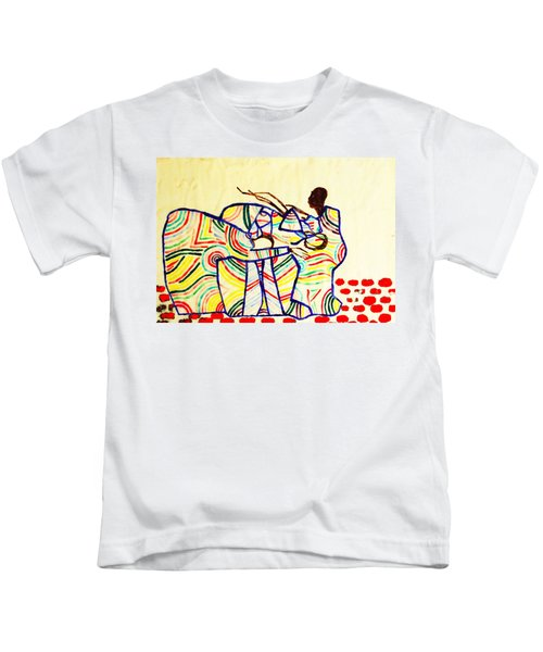 The Holy Family Kids T-Shirt