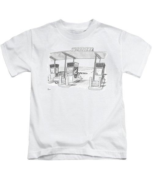 Captionless Kids T-Shirt