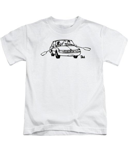New Yorker September 21st, 2009 Kids T-Shirt