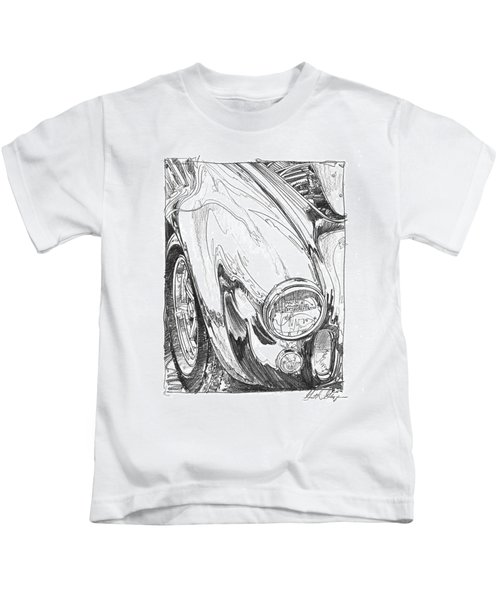 427 Cobra Study Kids T-Shirt