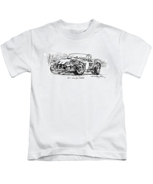427 Shelby Cobra Kids T-Shirt