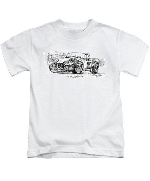 427 Shelby Cobra Kids T-Shirt