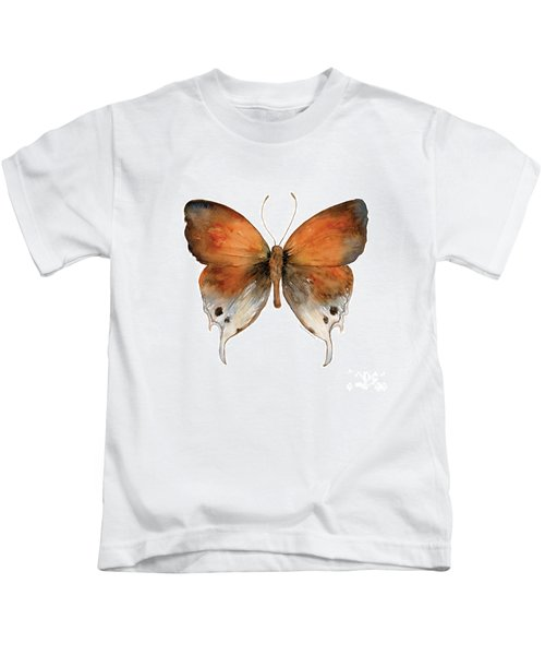 47 Mantoides Gama Butterfly Kids T-Shirt