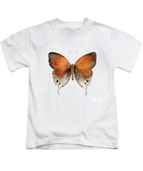 47 Mantoides Gama Butterfly Kids T-Shirt