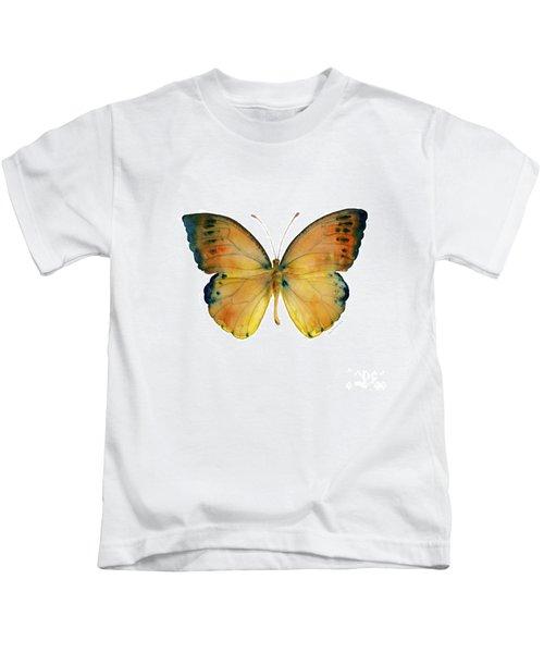 53 Leucippe Detanii Butterfly Kids T-Shirt