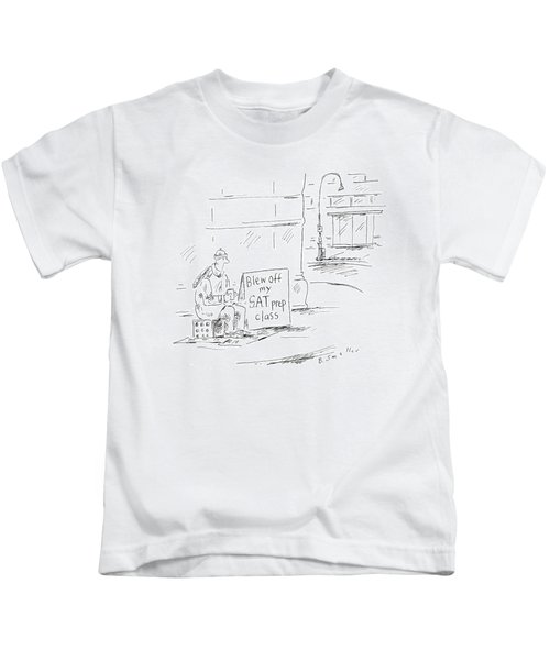 New Yorker May 23rd, 2005 Kids T-Shirt