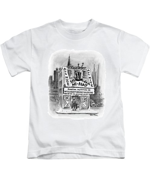 New Yorker November 21st, 2005 Kids T-Shirt
