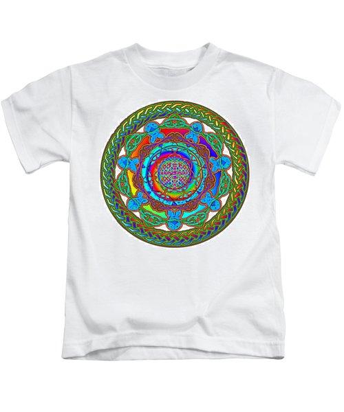 7 Fish Rainbow Yahushuah Messiah Kids T-Shirt