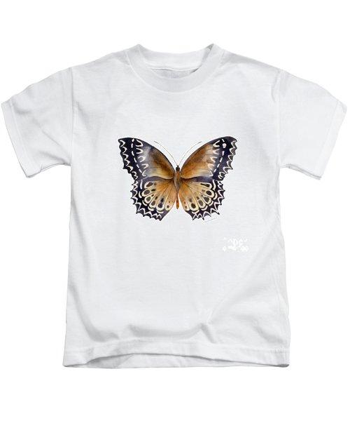 77 Cethosia Butterfly Kids T-Shirt