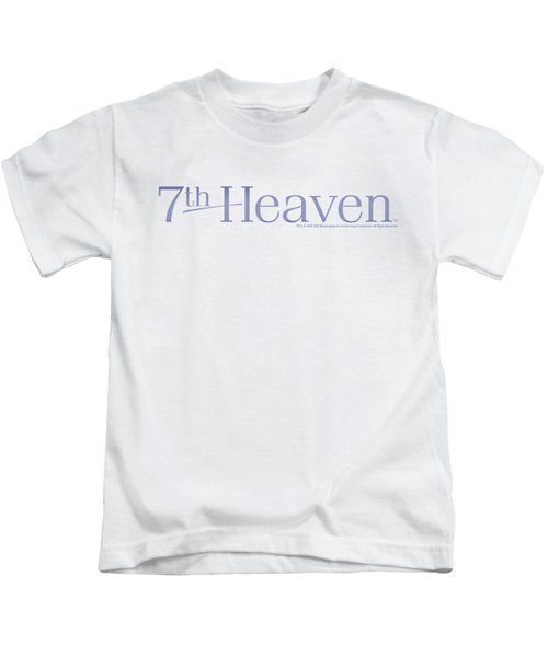 7th Heaven - 7th Heaven Logo Kids T-Shirt