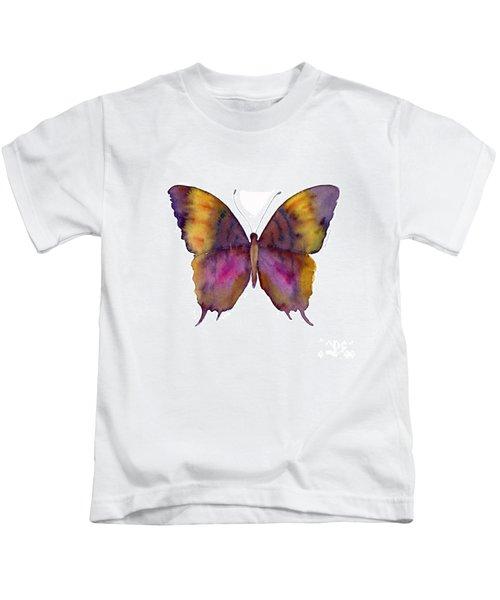 99 Marcella Daggerwing Butterfly Kids T-Shirt