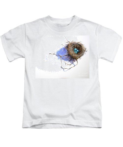 A Delicate Balance Kids T-Shirt
