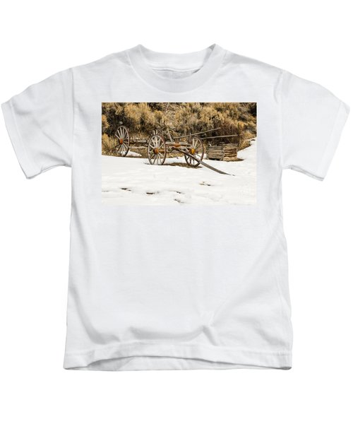A Place In The Sun Kids T-Shirt