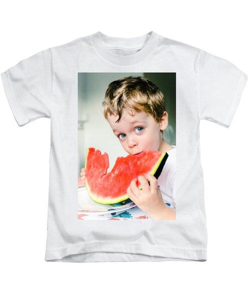 A Slice Of Life Kids T-Shirt