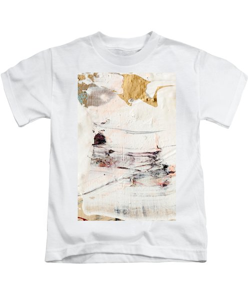 Abstract Original Painting Number Eleven Kids T-Shirt