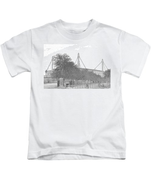 Alamo Dome Kids T-Shirt