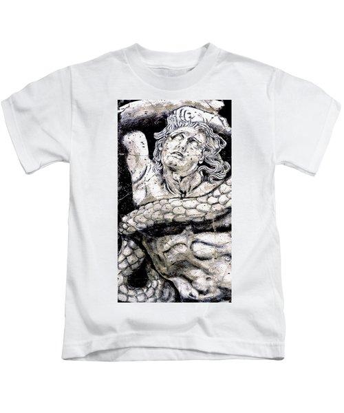 Alkyoneus - Detail No. 1 Kids T-Shirt