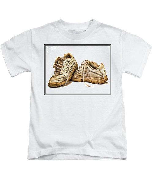 All Worn Out Kids T-Shirt