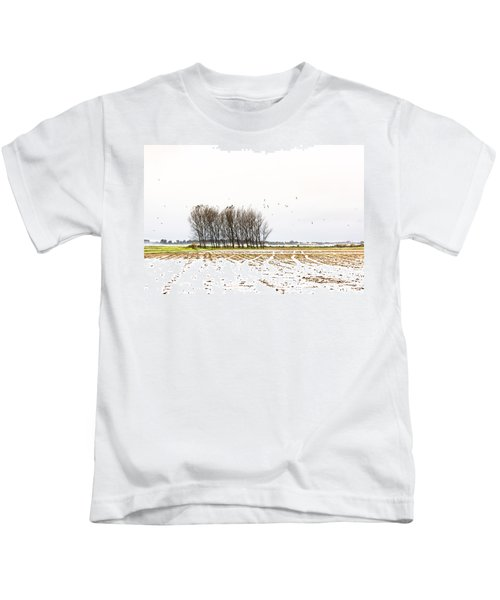Almost Winter Kids T-Shirt