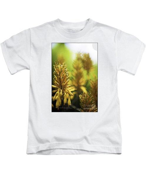Aloe 'kujo' Plant Kids T-Shirt