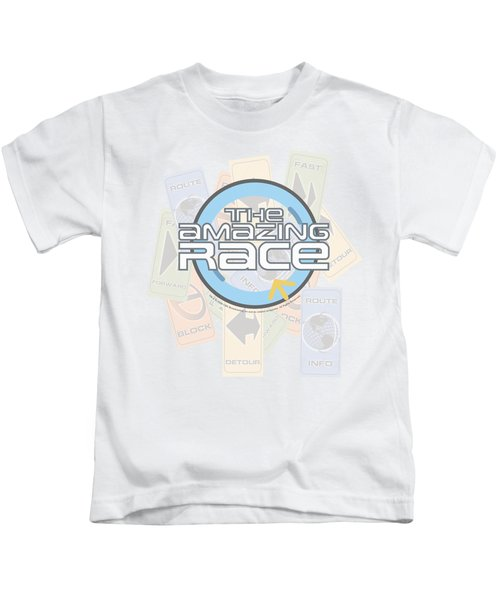Amazing Race - The Race Kids T-Shirt