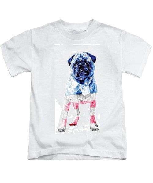American Pug Phone Case Kids T-Shirt