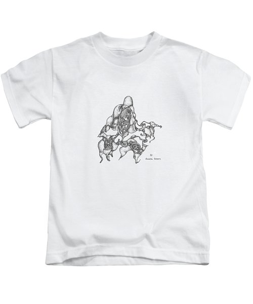 Amoeba Dancers Kids T-Shirt