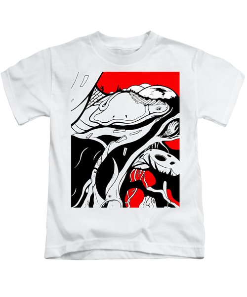 Amphibious Kids T-Shirt