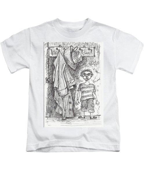An Apartment Goblin Kids T-Shirt