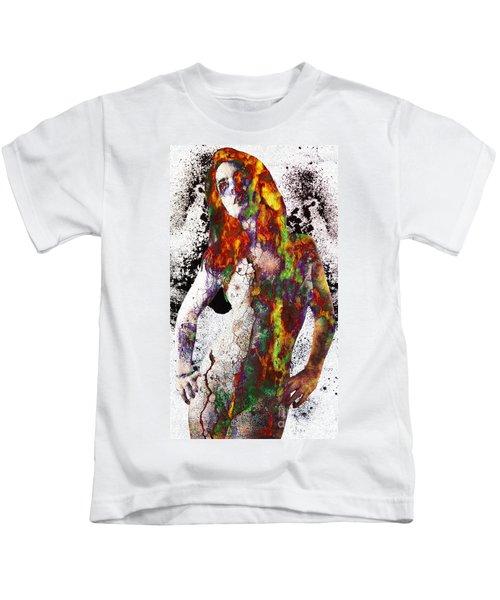 Angel Of Debris Kids T-Shirt