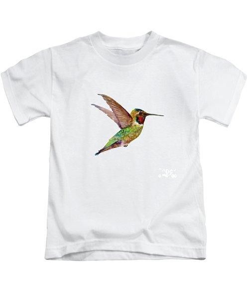 Anna Hummingbird Kids T-Shirt