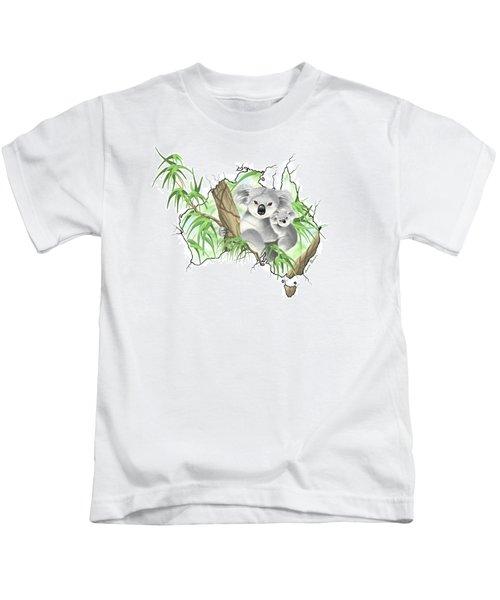 Australia Kids T-Shirt