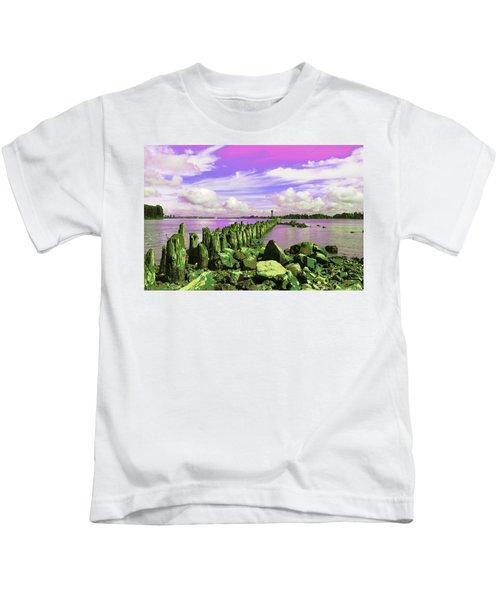 Avian Outpost Kids T-Shirt