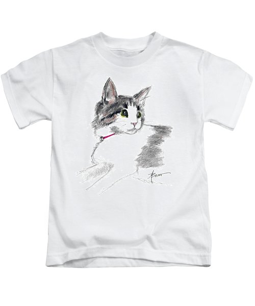 Baby Kitten Kids T-Shirt