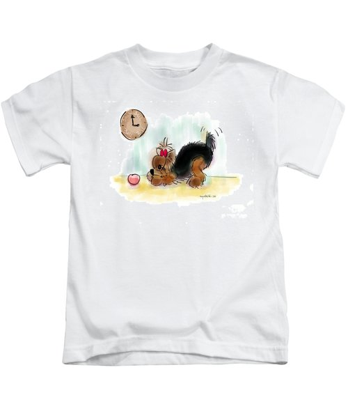 Ball Time Kids T-Shirt