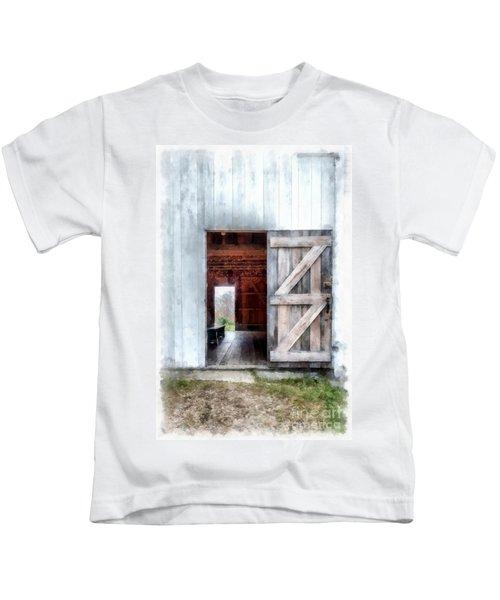 Barn Dance Kids T-Shirt