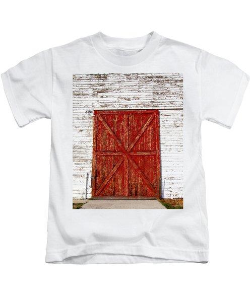 Barn Door Kids T-Shirt